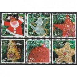 Gibraltar 2004. Christmas