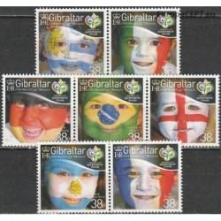 Gibraltar 2006. FIFA World Cup