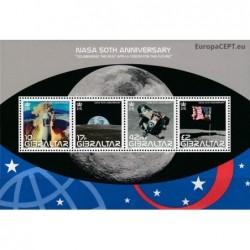 Gibraltar 2008. 50th NASA...