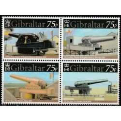 Gibraltaras 2010. Pabūklai...
