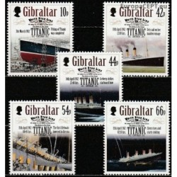 Gibraltaras 2012. Titanikas