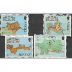 Jersey 1980. Castles