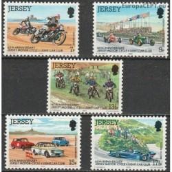 Jersey 1980. Motorsports
