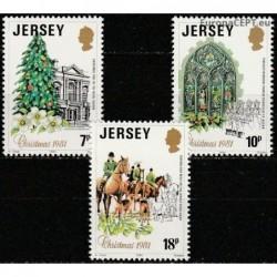 Jersey 1981. Christmas