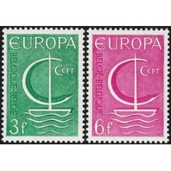 Belgija 1966. CEPT:...