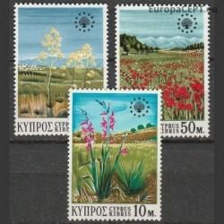Kipras 1970. Aplinkos apsauga