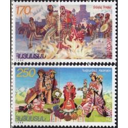 Armenia 1998. Festivals and...