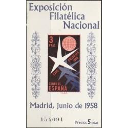 Ispanija 1958. Pasaulinė...