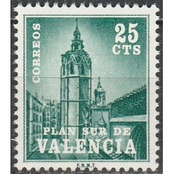 Spain 1966. Charity stamps...