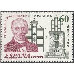 Ispanija 1996. Telegrafo...