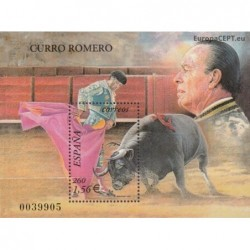 Spain 2001. Bullfighting