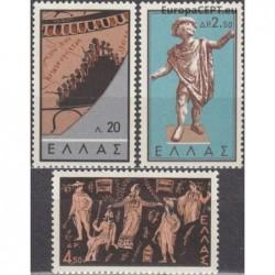 Graikija 1959. Teatras