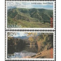 Armėnija 1999. Gamtos...