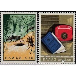 Greece 1965. Banking