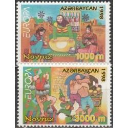 Azerbaijan 1998. Festivals...