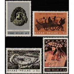 Graikija 1966. Teatras