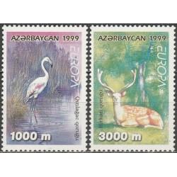 Azerbaidžanas 1999. Gamtos...