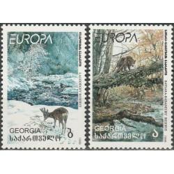 Georgia 1999. Nature...