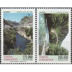 Turkija 1999. Gamtos...