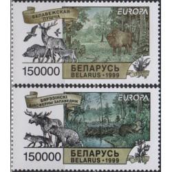 Baltarusija 1999. Gamtos...
