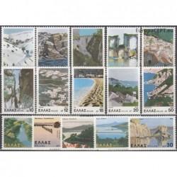 Graikija 1979. Kraštovaizdžiai