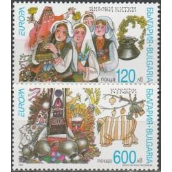 Bulgaria 1998. Festivals...