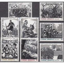Greece 1982. Second World War