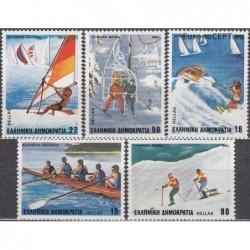 Graikija 1983. Sportas