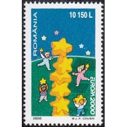 Romania 2000. Tower of 6...
