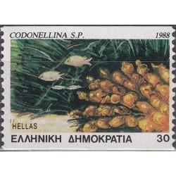 Greece 1988. Mollusca