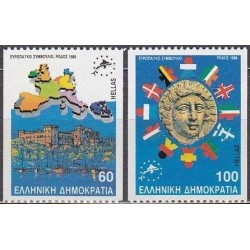 Graikija 1988. Europos Sąjunga