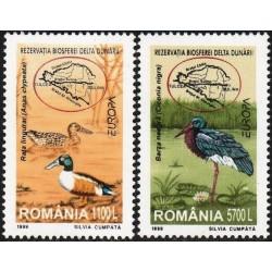 Rumunija 1999. Gamtos...