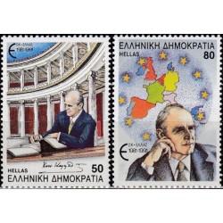 Graikija 1991. Narystė...