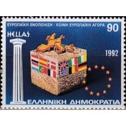 Greece 1992. Single market...