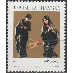 Kroatija 1991. Kalėdos