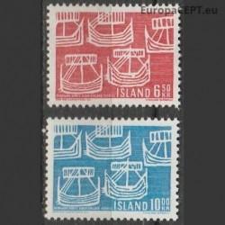 Islandija 1969....