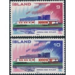 Iceland 1973. Architecture...