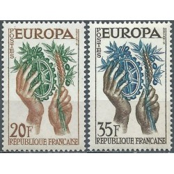 France 1957. Agriculture...