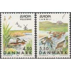 Denmark 1999. Nature...