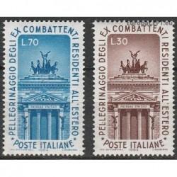 Italija 1964. Architektūra