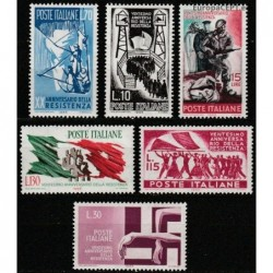 Italy 1965. Second World War