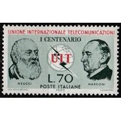 Italija 1965. Tarptautinė...