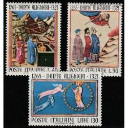 Italija 1965. Dante Aligieri