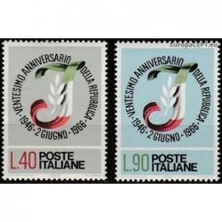 Italija 1966. Nacionalinė...