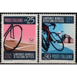 Italy 1968. Cycling