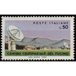 Italy 1968. Telecommunications
