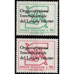 Italija 1969. Tarptautinė...