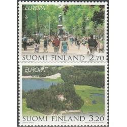 Suomija 1999. Gamtos...