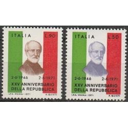 Italija 1971. Nacionalinė...
