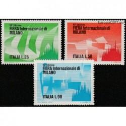 Italy 1972. Fair